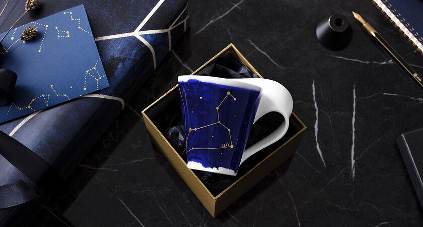 Mug with star sign