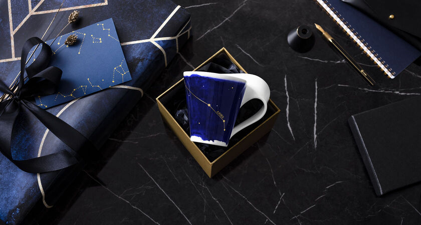 Mug with star sign