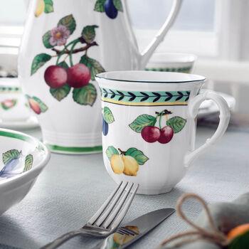 French Garden Breakfast Set