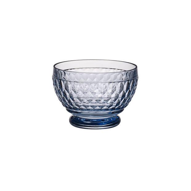 Boston Coloured Dessert bowl Blue, , large