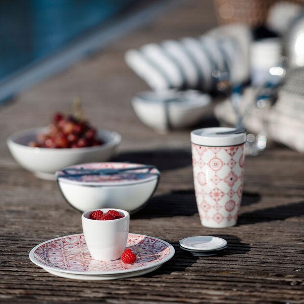 like.by Villeroy & Boch To Go Rosé breakfast set, 2 pcs, , large
