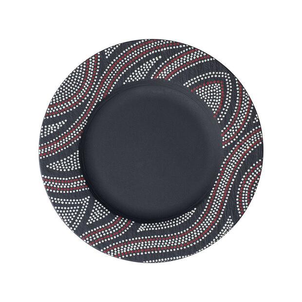 Manufacture Rock Desert dinner plate, , large