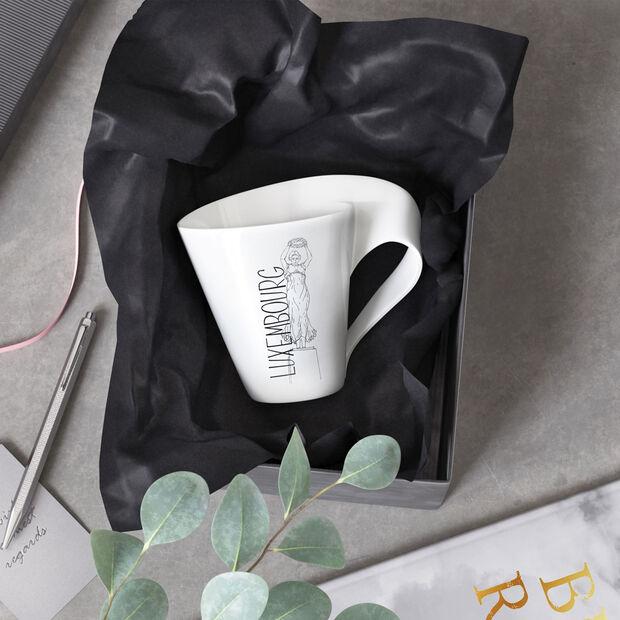 Modern Cities coffee mug, Luxembourg, 300 ml, , large