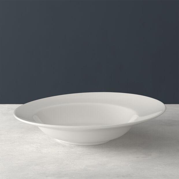 Flow pasta plate, , large