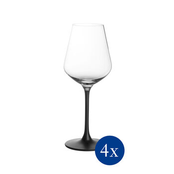 Manufacture Rock red wine glass, 4 pieces, 470 ml
