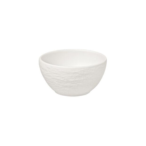 Manufacture Rock Blanc dip bowl, white, 8 x 8 x 4 cm, , large