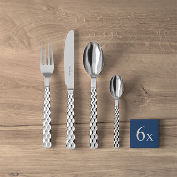 Boston Cutlery set 24pcs 42x27x5cm