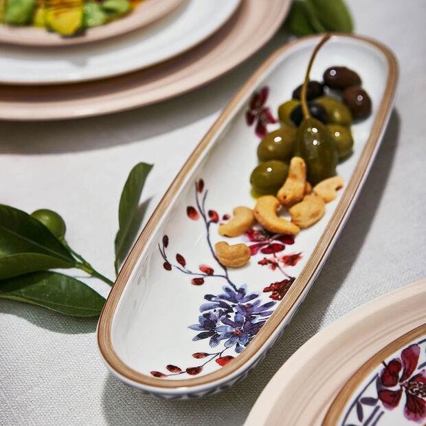 Artesano Provençal Lavender olive bowl, , large