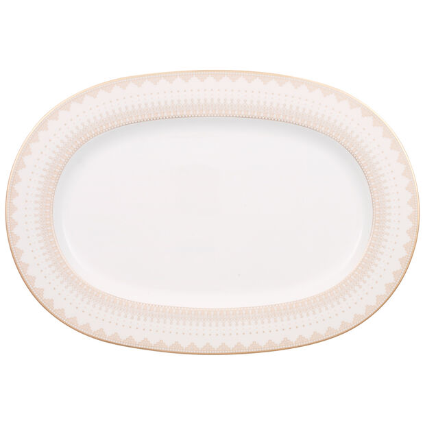 Samarkand oval plate, , large
