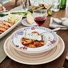 Artesano Provençal Lavender pasta plate 30 cm, , large