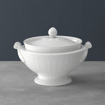 Cellini tureen with lid