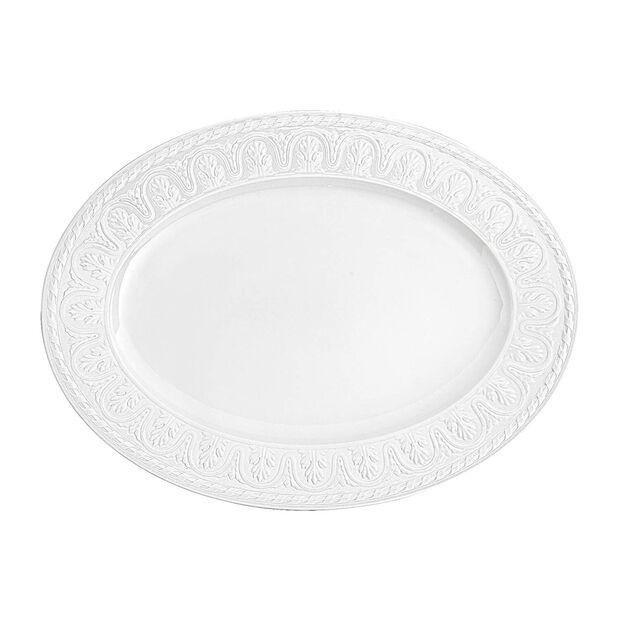Cellini oval plate 40 cm, , large