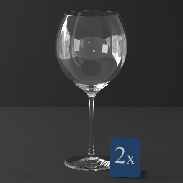Allegorie Premium red wine glass, 2 pieces, for Burgundy Grand Cru, , large