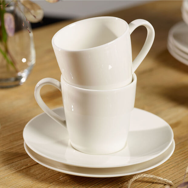 Voice Basic coffee cup saucer 16 cm, , large