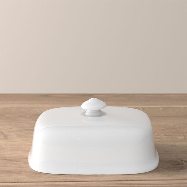 Royal butter dish lid, , large