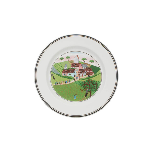 Design Naif Bread & butter plate Marriage, , large