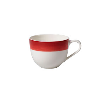 Colourful Life Deep Red coffee cup