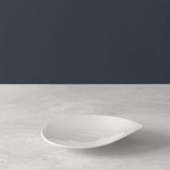 Flow mocha/espresso cup saucer