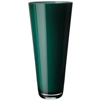 Verso small vase Emerald Green