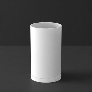 MetroChic blanc Gifts Tea light holder 7,5x7,5x13cm