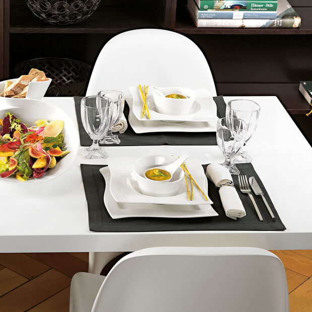 NewWave dinner set 12 pieces, , large