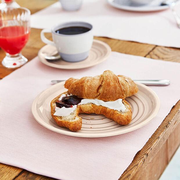 Artesano Nature Beige breakfast plate, , large