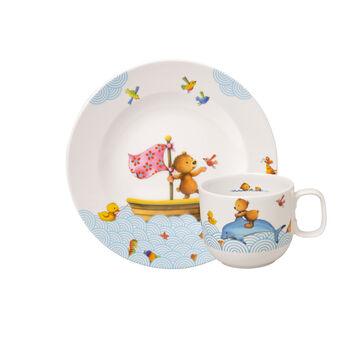 Happy as a Bear Children's breakfast set, 2 pcs.