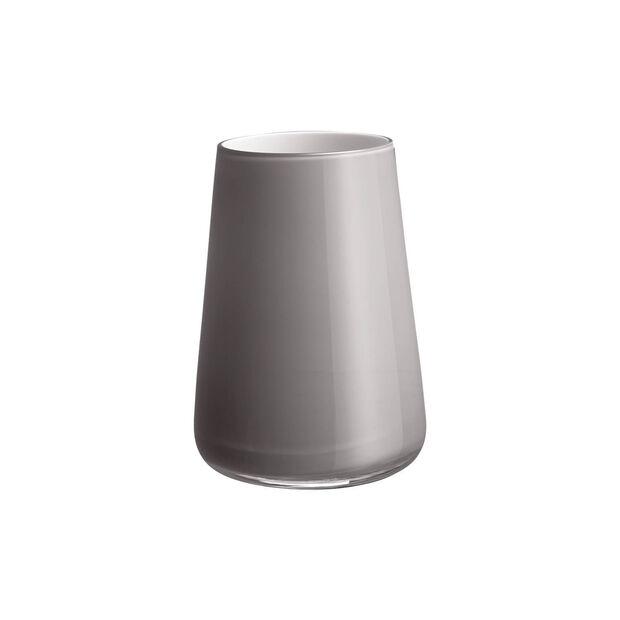 Numa Vase pure stone 200mm, , large