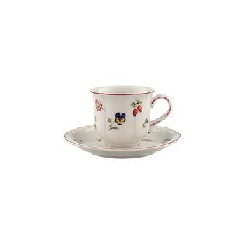 Petite Fleur coffee 2-piece set