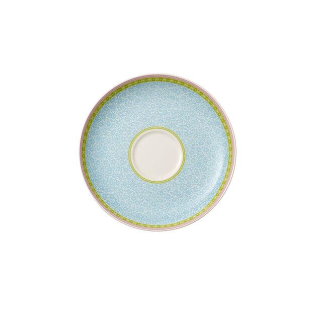 Rose Cottage Saucer tea cup blue 18cm, , large