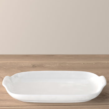 Royal butter dish tray