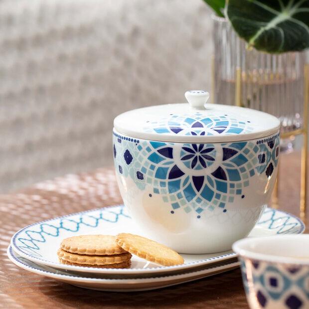 Tea Passion Medina tea caddy with lid, , large