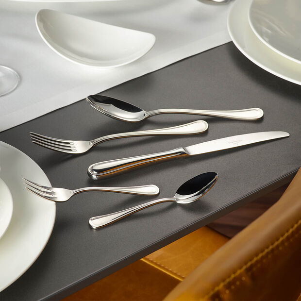 Neufaden Merlemont table cutlery 113 pieces Lunch 49 x 34 x 18 cm, , large