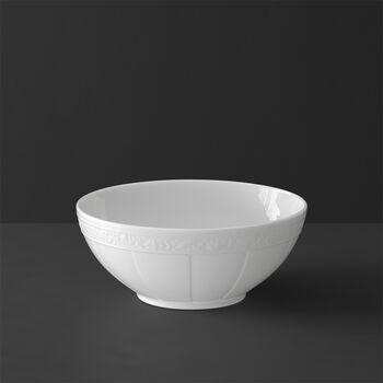 White Pearl small round bowl