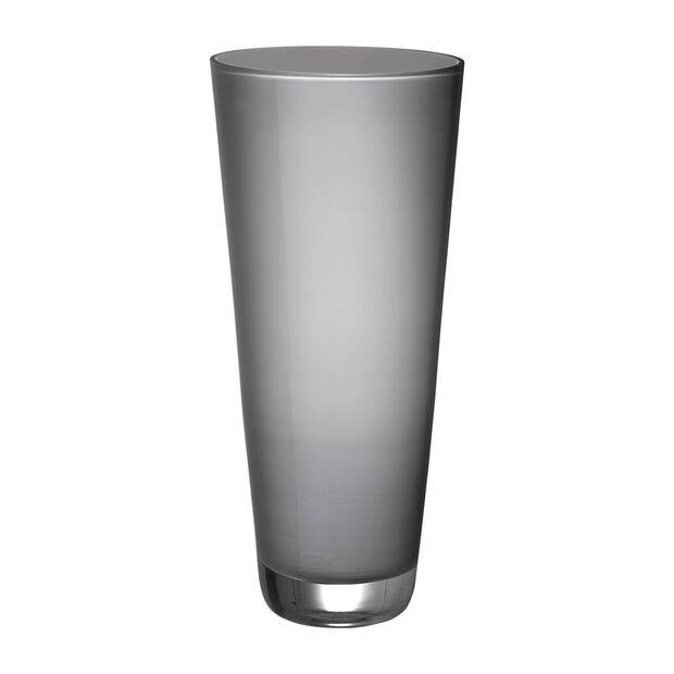 Verso Vase pure stone 380mm, , large