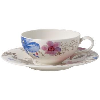 Mariefleur Gris Basic tea set 2 pieces