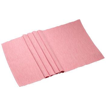 Textil News Breeze Runner 5/rosa 50x140cm