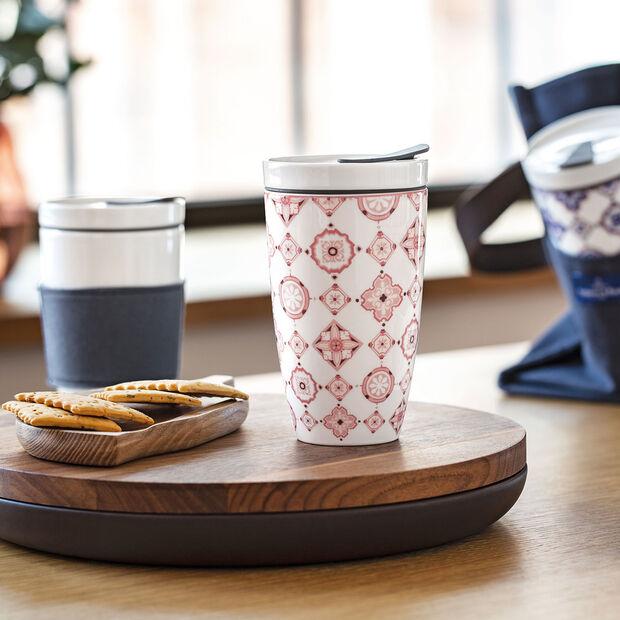 To Go Rosé travel coffee mug, , large