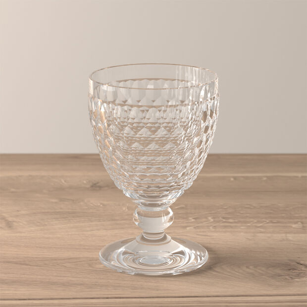 Boston Red wine glass, , large