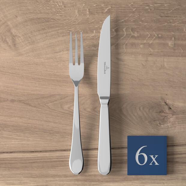 Oscar steak cutlery 12 pieces, , large