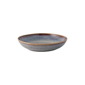 Lave Beige small flat bowl, beige, 22 x 21 x 4.2 cm