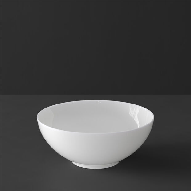 White Pearl dessert bowl, , large