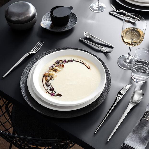 NewMoon bowl, 950 ml, white, , large