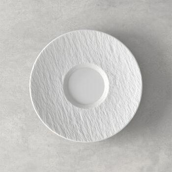 Manufacture Rock Blanc café au lait cup saucer, 17 cm
