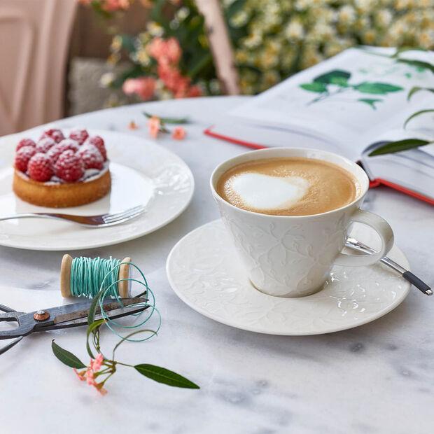 Caffè Club Floral Touch Café au lait saucer, , large