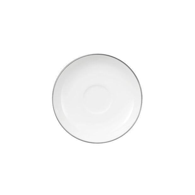Anmut Platinum No.1 mocha/espresso cup saucer, , large