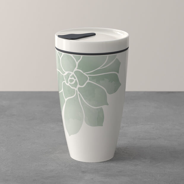 To Go coffee mug Succulent, , large