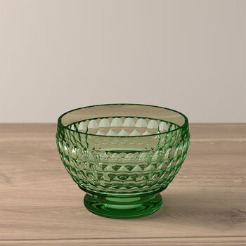 Boston Coloured Dessert bowl Green