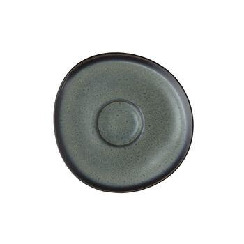 Lave gris coffee cup saucer, 15.5 cm