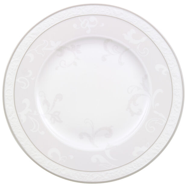 Gray Pearl breakfast plate, , large